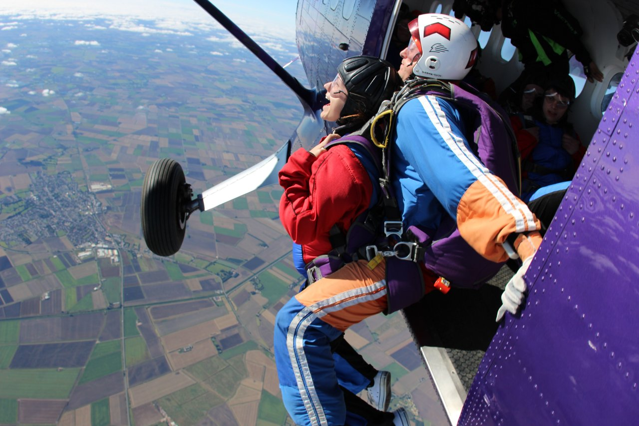Image result for Skydiving London