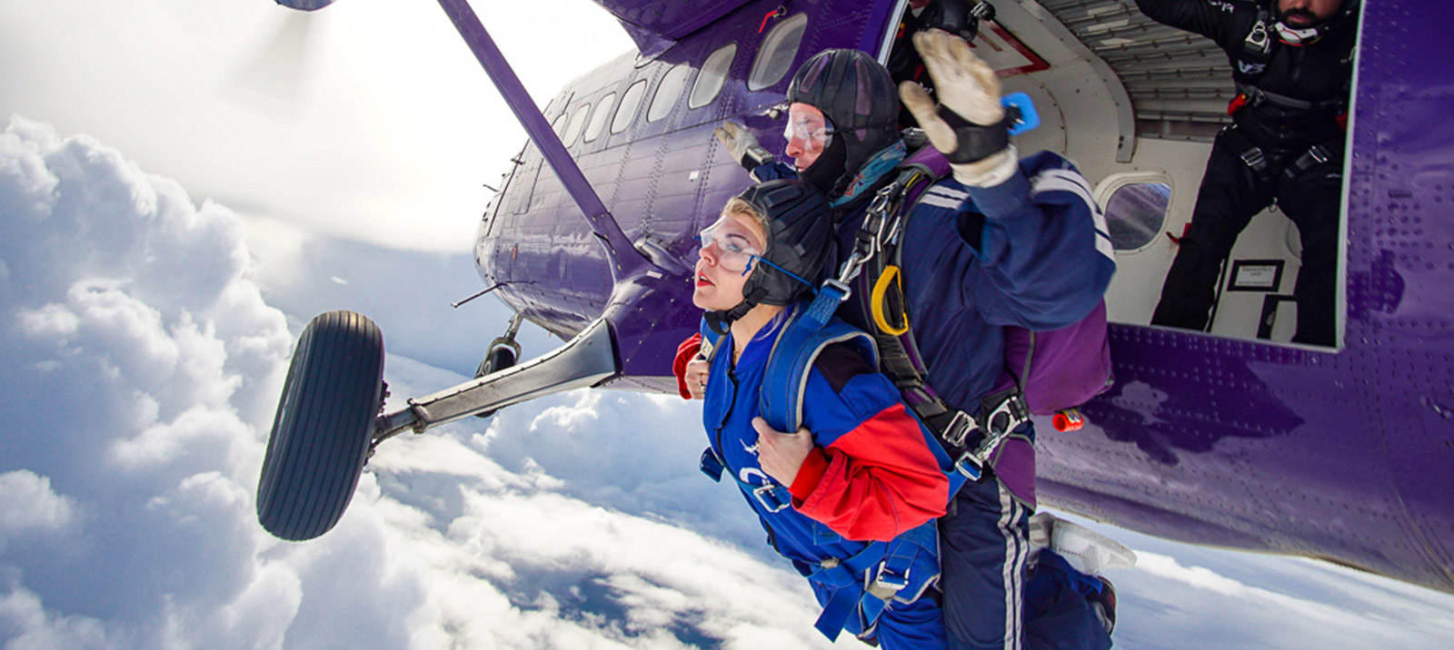 Skydiving Confirmation   North London Skydiving   Thank you
