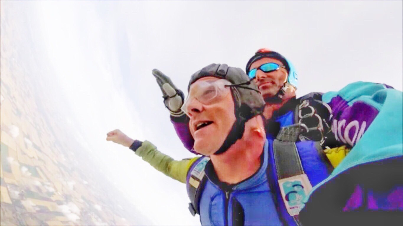 Jumping out of a plane with North London Skydiving: Best …