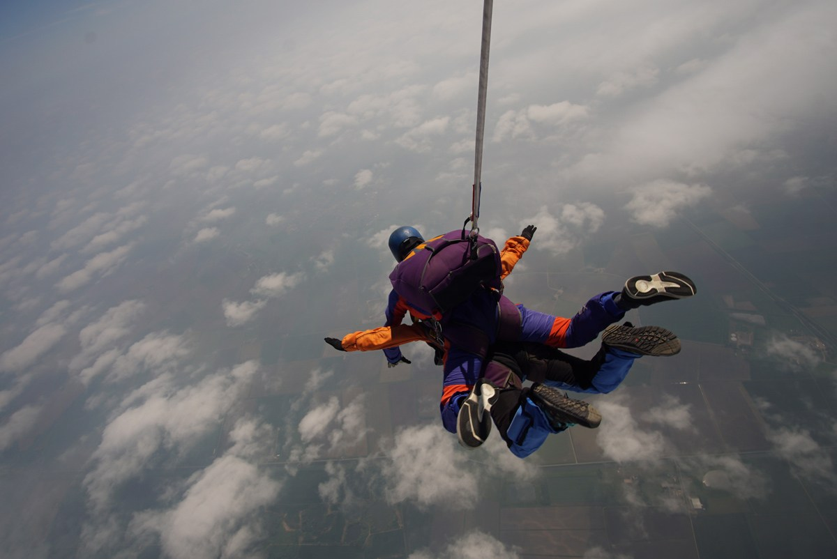 MY TANDEM SKYDIVE WITH NORTH LONDON SKYDIVING – SPLODZ BLOGZ